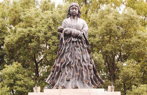 Statua 1945 8.9 11:02 a Nagasaki