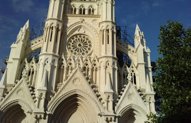 Basilica notre dame de saint cordon