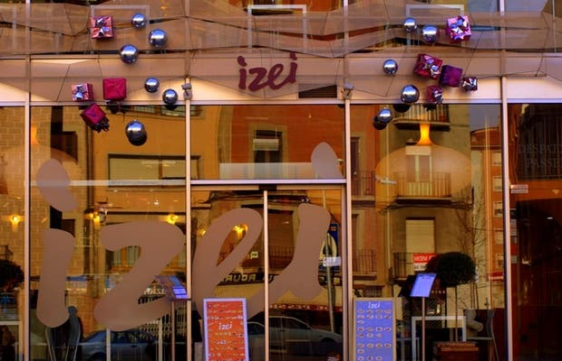 Restaurante-cafetería Izei