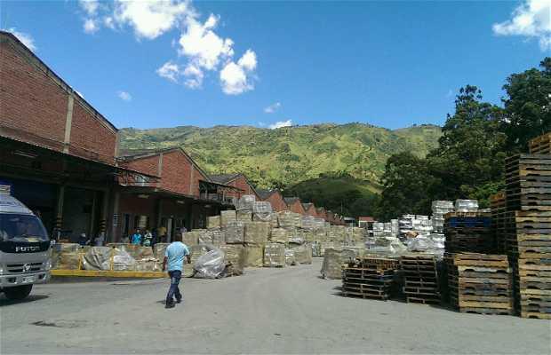 Girardota Village