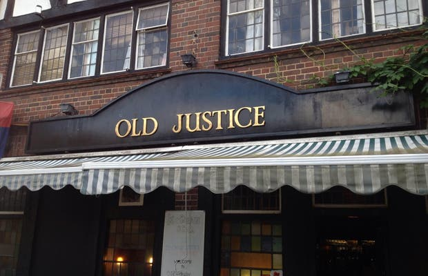 Old Justice