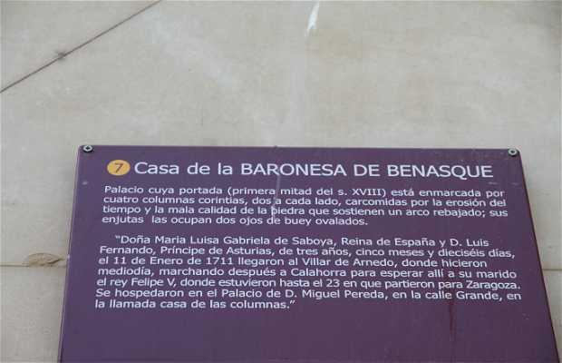 Casa de la Baronesa de Benasque