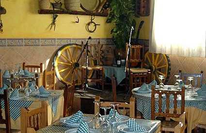 Restaurante El Canillero