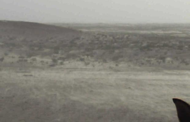 Sáhara: Tormenta de arena