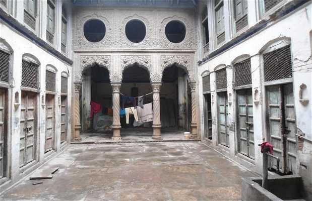 Haveli pour pélerins à Amritsar