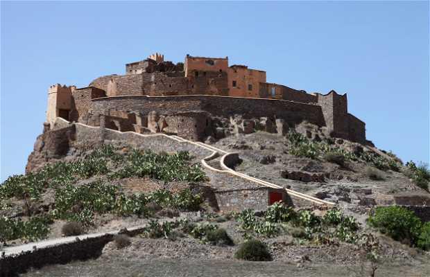 Kasbah de Tizourgane
