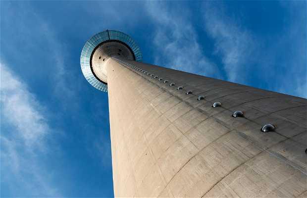 Torre Rhine - Rheinturm