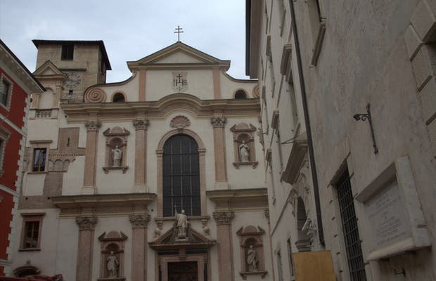 Eglise de Saint François Saverio