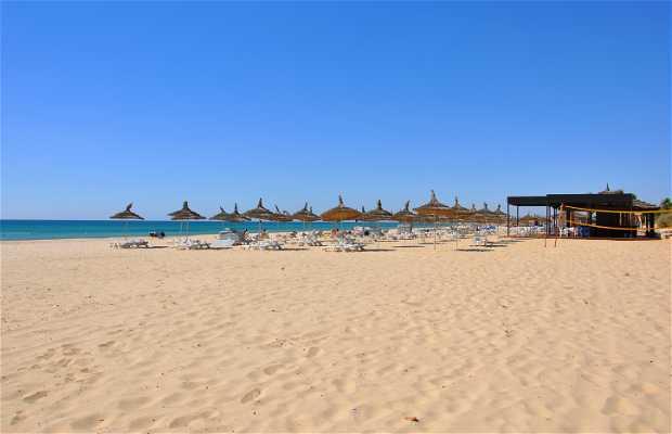 Playa Hammamet