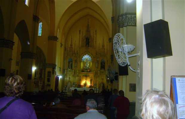 Iglesia de San Francisco Solano