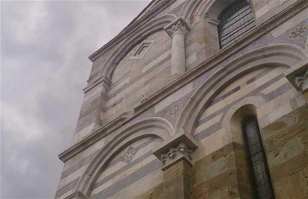 Eglise San paolo A Ripa d'Arno