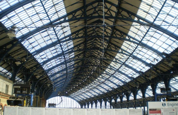 Brighton Rail Station