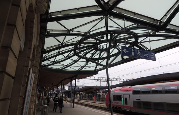 Gare Central