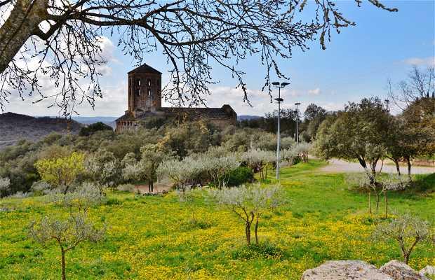 Colegiata de Sant Pere de Ponts, Lleida