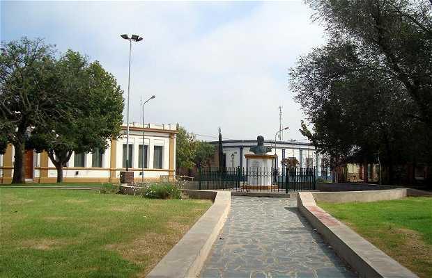 Plaza Juan Manuel de Rosas