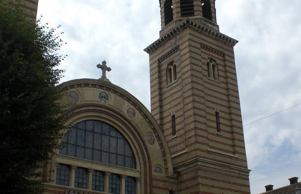 Holy Trinity Metropolitan Cathedral