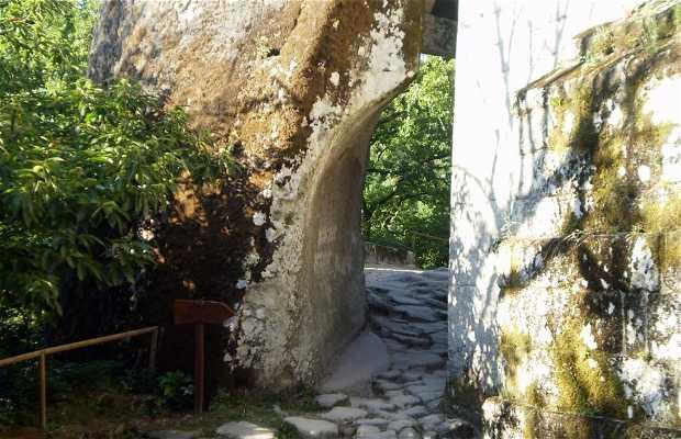 Clocher de San Pedro de Rocas