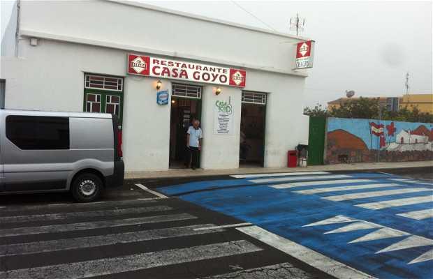 Casa Goyo Restaurant