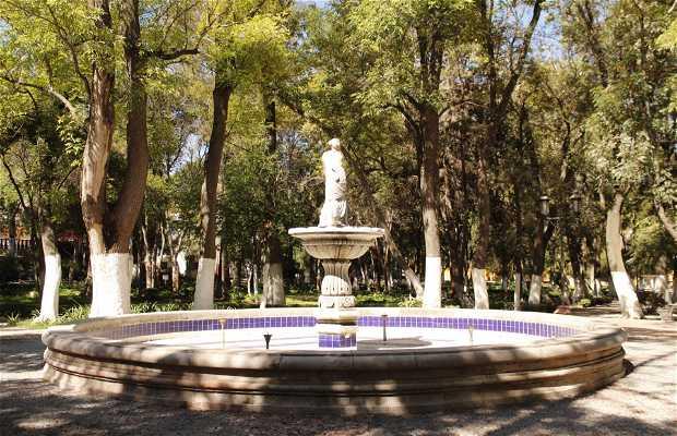 Alameda Melchor Ocampo