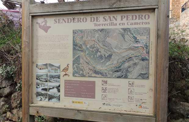 Sendero de San Pedro