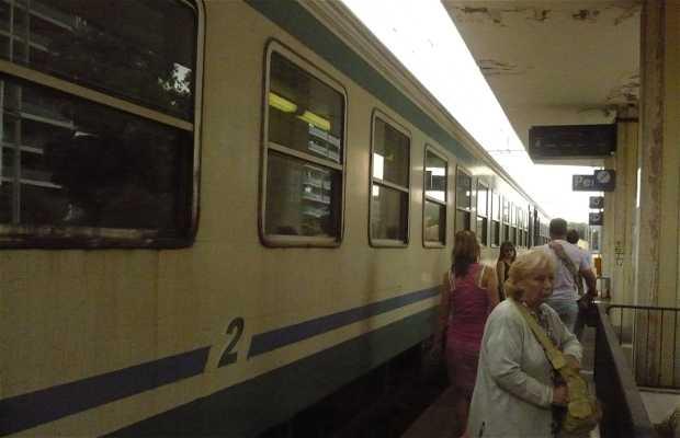 Tren de Roma a Perugia