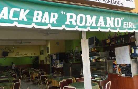 Restaurante El otro Romano