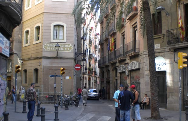 Calle tallers