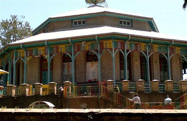 Palacio de Menilik