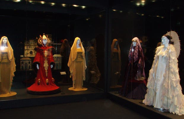 Exposición Star Wars: The Exhibition