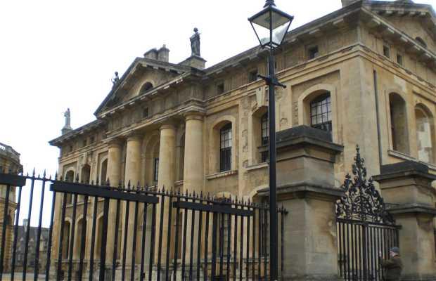 Biblioteca Bodleian