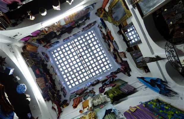 Bazar Bereber Moustapha