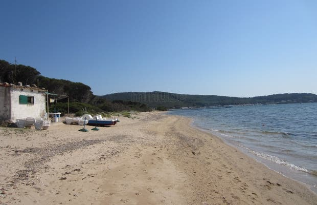 Spiaggia Pineta Mugoni