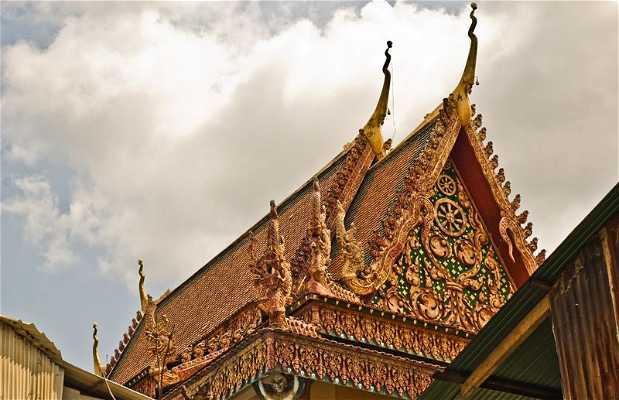 Preahyouvong Pagoda