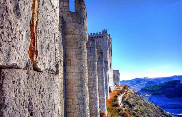 O Castelo de Peñafiel