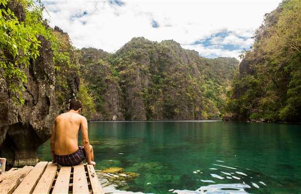 Lago Kayangan