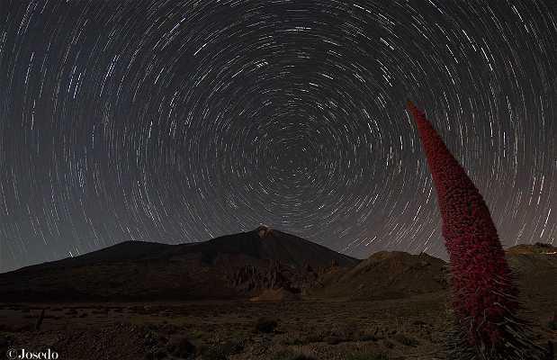 Parque Nacional de las Cañadas del Teide