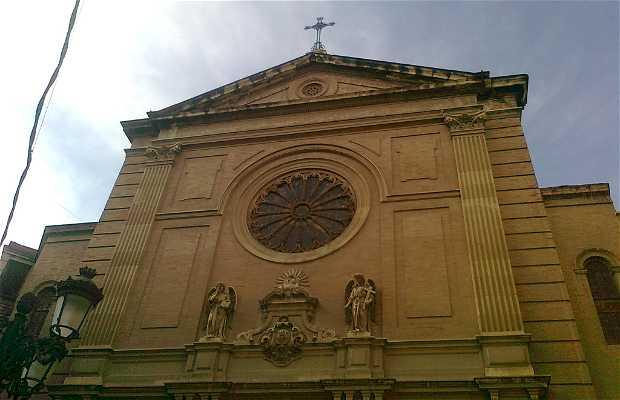 """Eglise Del Sagrado Corazón De Jesús (""""compañía"""")"""