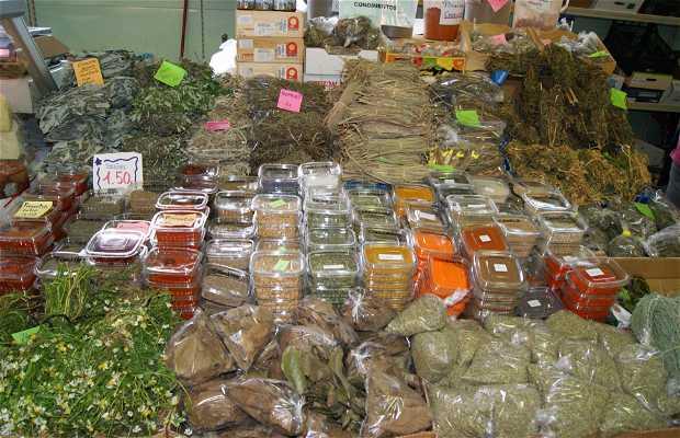 Mercado del Agricultor de San Mateo
