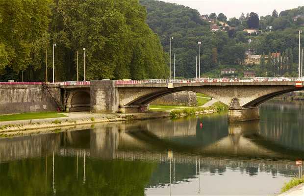 Un paseo por Besançon