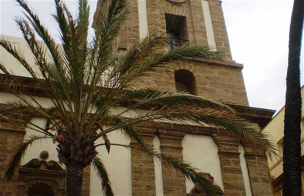 La Chiesa di Santiago Apostolo, Cadice