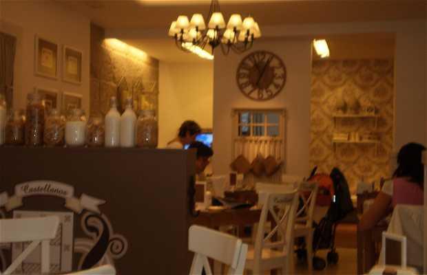 Cafeteria Castellanos