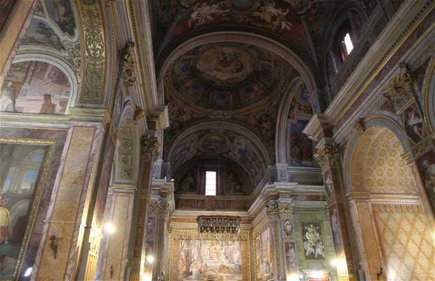 Chiesa di San Girolamo della Carità Roma