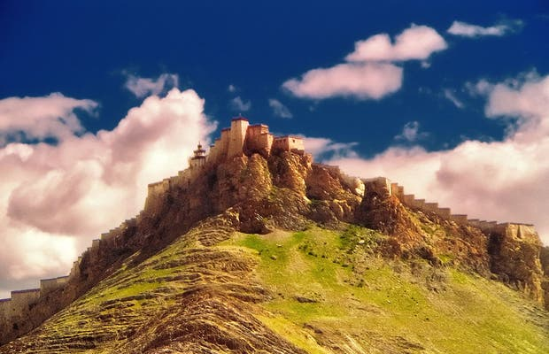 Forteresse Dzong