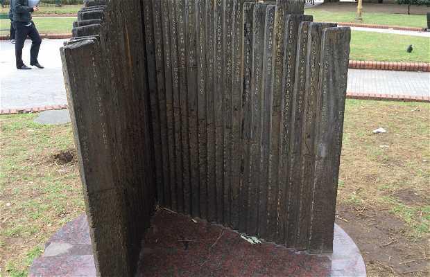 Monumento aos martires de La Amia