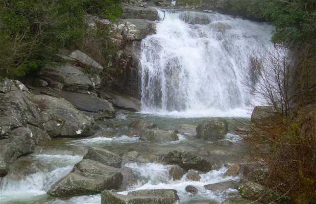 Cascadas de Zicavo