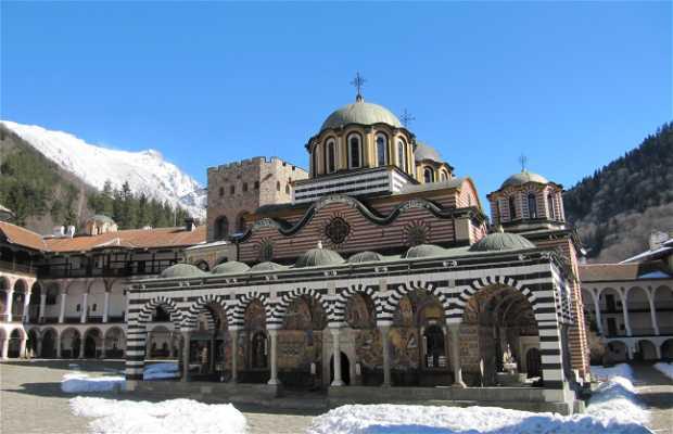 Church of the Nativity RILA