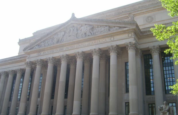 National Archives of the United States of America