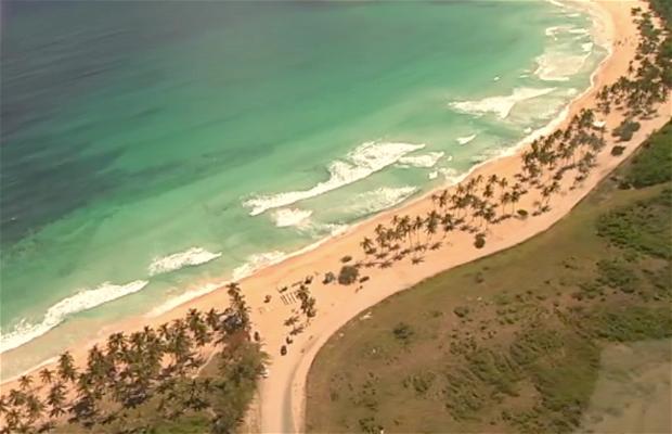 Sobrevolar Punta Cana