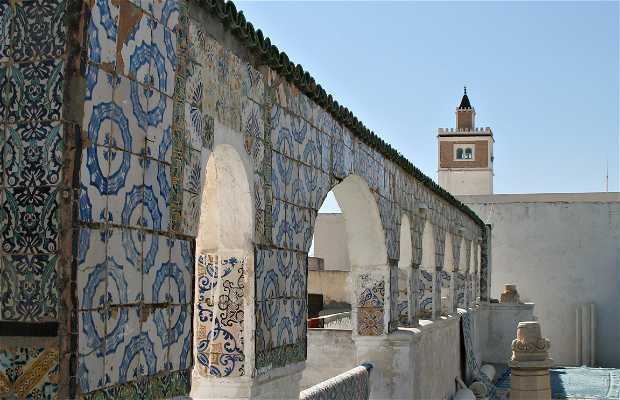 Vista dos telhas de La Medina