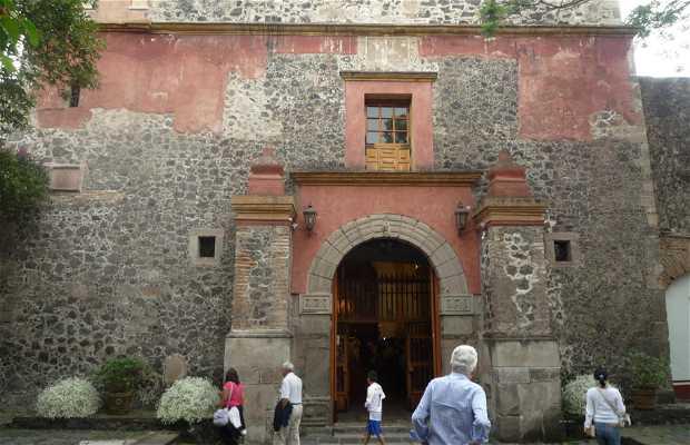 Templo y Ex Convento de San Jacinto